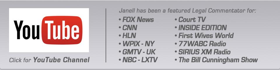 MEDIA – Janell Weinstein